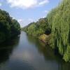 hobrechtbrücke auf landwehrkanal