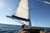 sept 2012 : south of france, sailing Saint-Raphal to Marseille on Mateka