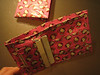 hello kitty duct tape wallet :)
