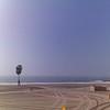 the beach near LAX