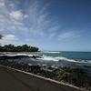 beaches along the road south of kailua-kona