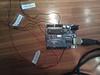 arduino controlling three megabitmeter panel meters - room for 3 more pwm on this arduino